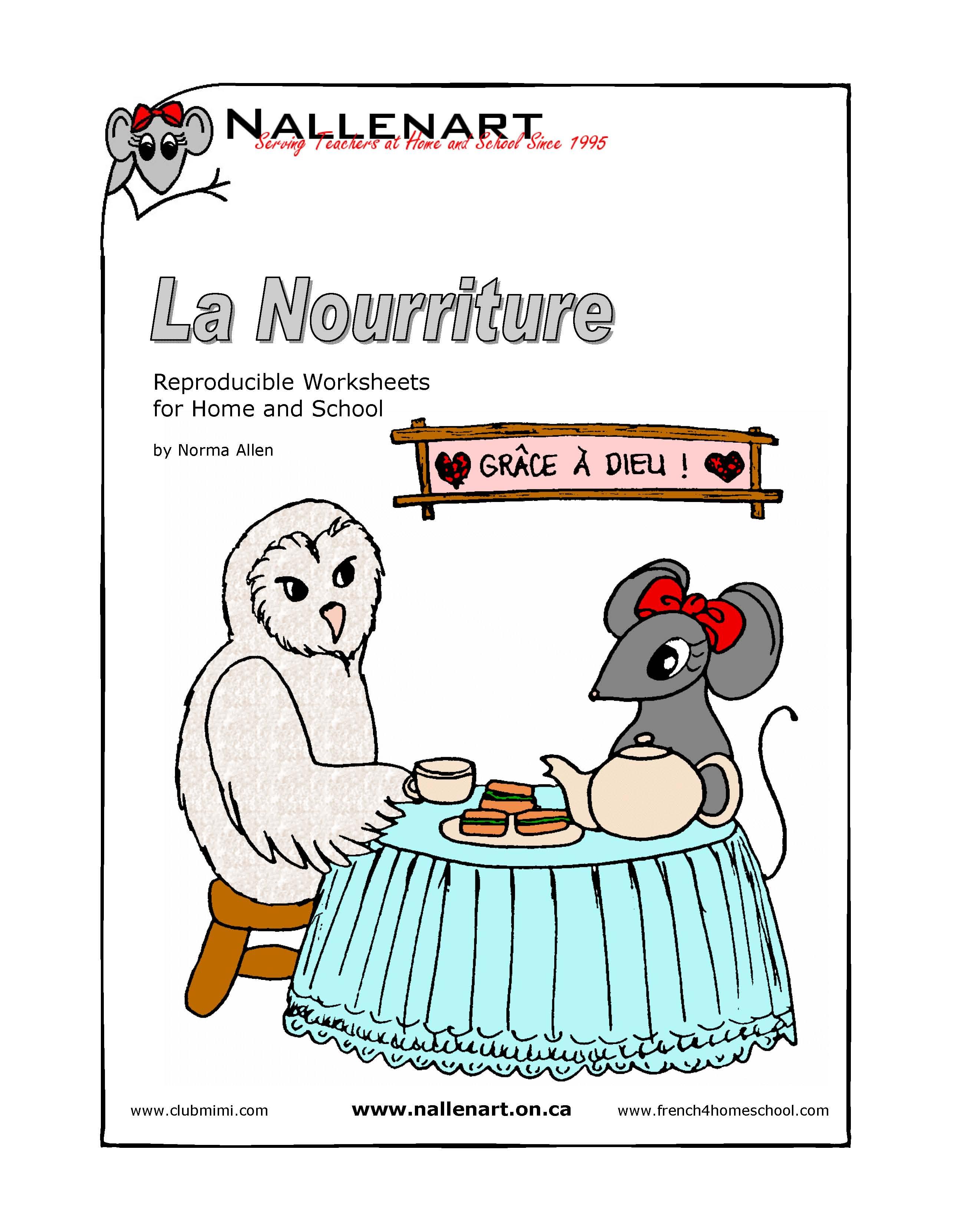 La-Nourriture-WorkPages